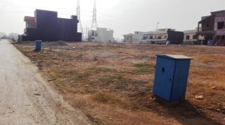12 Marla Residential Land for Sale in Karachi DHA City Sector-6