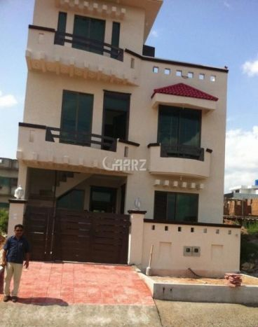 12 Marla Upper Portion for Rent in Rawalpindi Bahria Town Phase-4