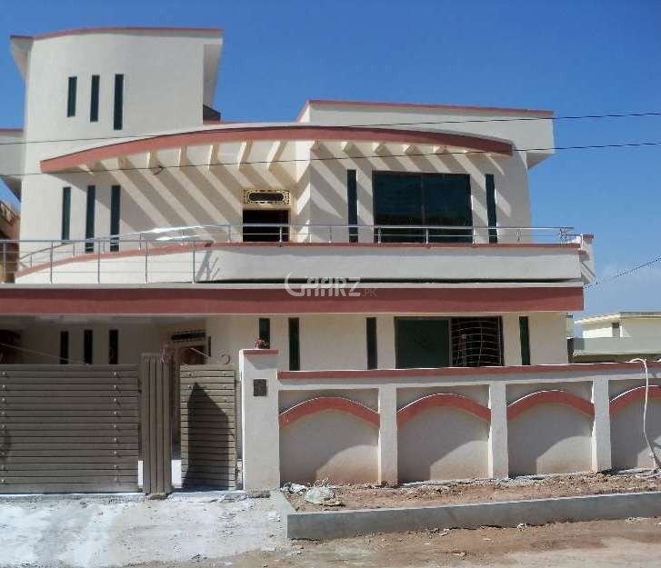 12.5 Marla House For Sale In G-9/1,Islamabad