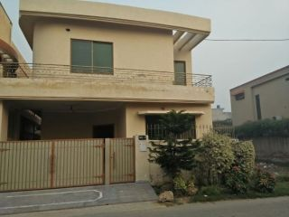 15 Marla Home For Rent In CBR Town, Islamabad