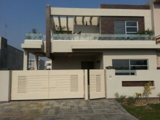 14 Marla House For Rent In  Block C, Bahria Town Phase 8, Rawalpindi