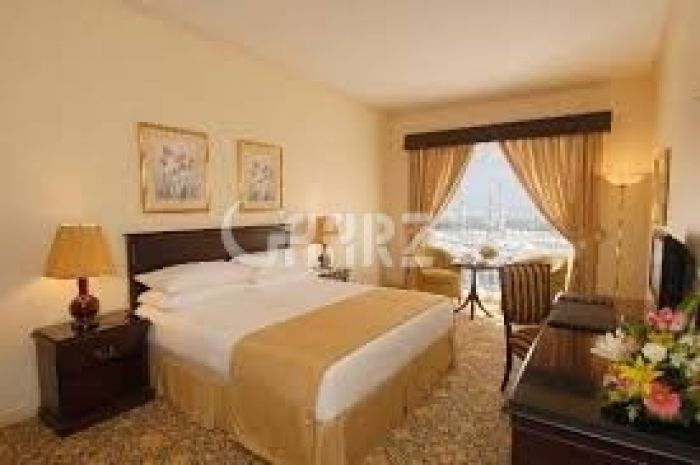 1414 Square Feet 3rd Floor Flat  for Rent in Islamabad Lignum Tower, DHA Phase-2
