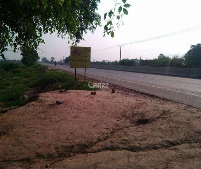 16 Kanal Residential Land for Sale in Lahore Central Park