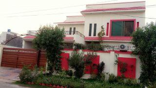 16 Marla House For Rent In Askari 11,Lahore