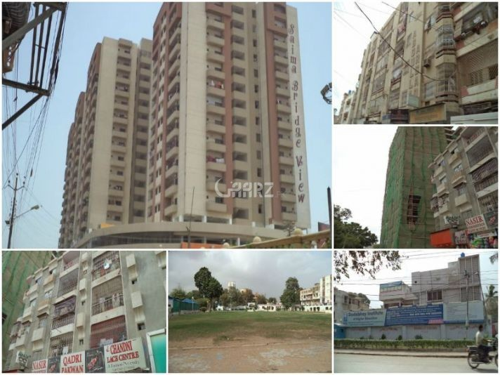 1700 Square Feet Flat For Sale In Block H, North Nazimabad, Karachi