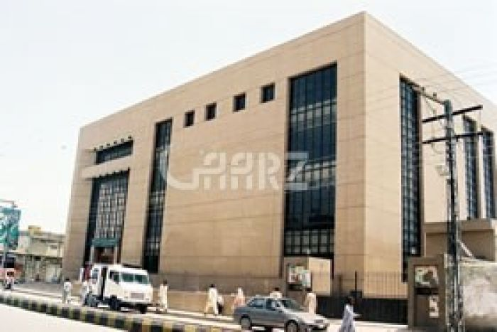 16000 Square Feet Commercial Building for Rent in Islamabad I-9 Markaz