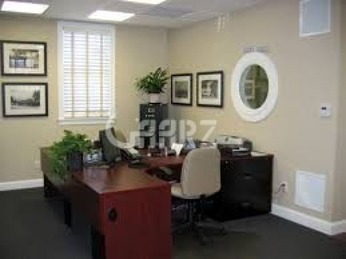 1885 Square Feet Commercial Office for Rent in Karachi Clifton Block-3