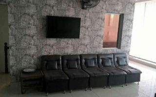 2000 Square Feet Commercial Office for Sale in Karachi Clifton Block-9