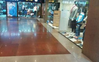 2100 Square Feet Shop For Rent