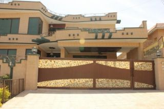 22 Marla House for Rent in Islamabad Diplomatic Enclave