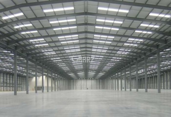 22000 Square Feet Commercial Ware House for Rent in Karachi Pechs Block-2