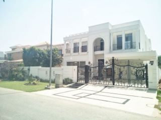 24 Marla House For Sale In Bahria Town Phase 8, Rawalpindi,