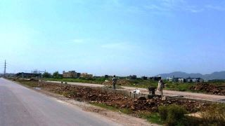 24 Marla Plot for Sale in Islamabad D-12/3