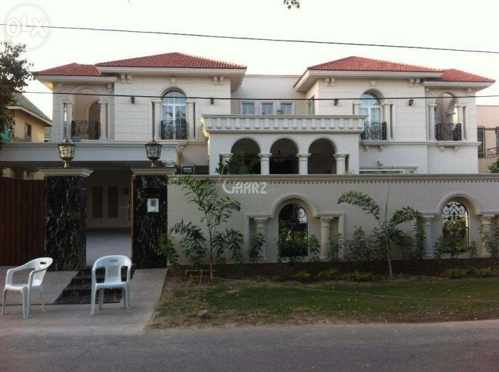 27 Kanal  Bungalow For Sale In Block E, EME Society, Lahore
