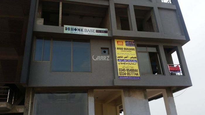 280 Square Feet Shop For Rent In D-12, Islamabad.