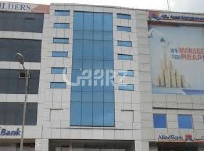 390 Square Feet Plaza for Rent in Lahore Garden Town, Lahore