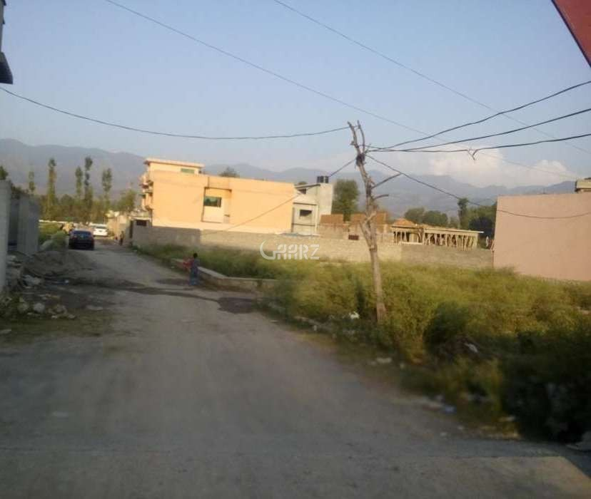 4 Marla Commercial Plot For Sale In DHA Rahbar Phase 2 Ext, Lahore.