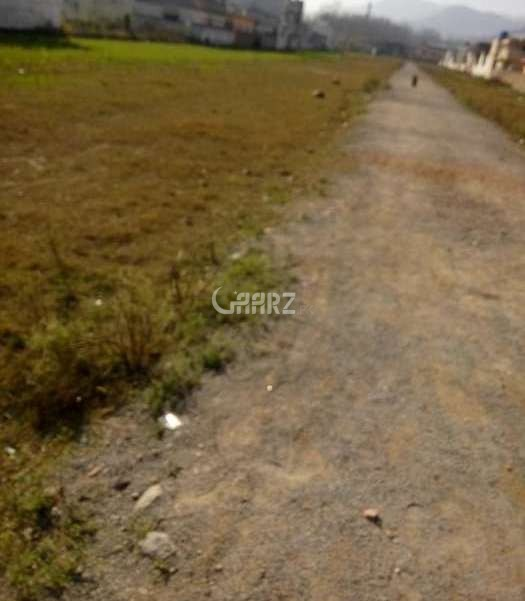 4 Marla Commercial Plot For Sale In DHA Rahbar , Lahore.