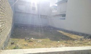 4 Marla Plot for Sale in Karachi DHA Phase-7 Ext