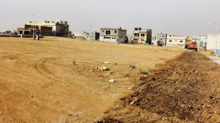 4.4 Marla Residential Land for Sale in Karachi DHA Phase-7