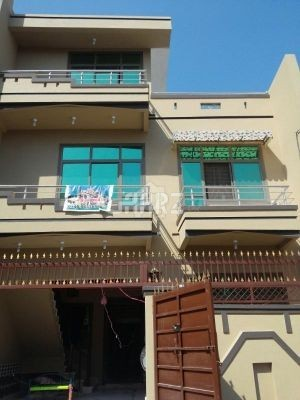 4.4 Marla Upper Portion For Rent In DHA Phase-1