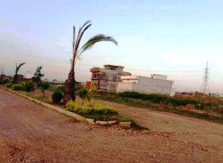 4.44 Marla Plot for Sale in Islamabad D-12/4