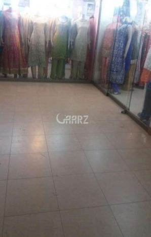 480 Square Feet Commercial Shop for Rent in Lahore DHA Phase-3