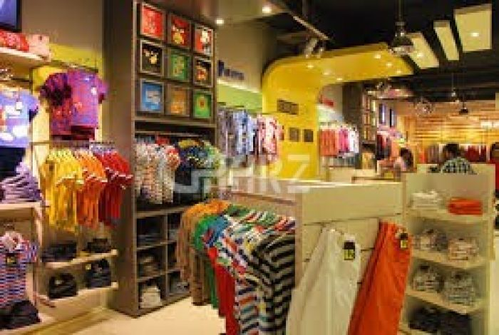 480 Square Feet Commercial Shop for Sale in Islamabad Block A, Blue Area