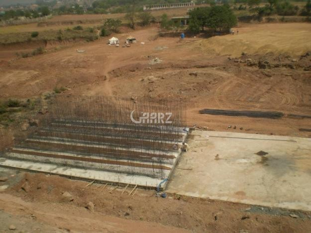 5  Kanal  Plot File  For Sale In  Multi Residencia  - Block D, Islamabad