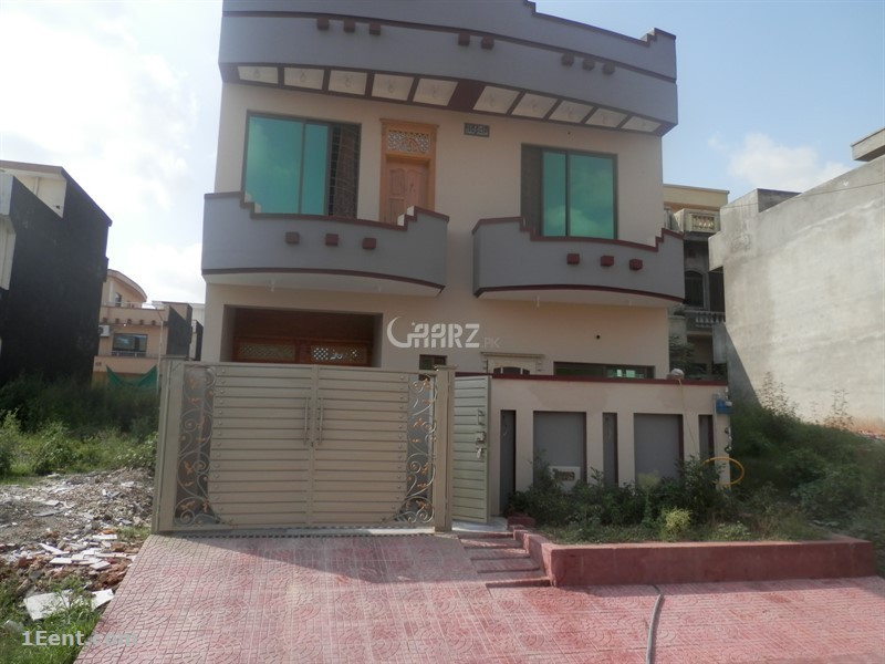 5 Marla Lower Portion for Rent in Islamabad D-12/3