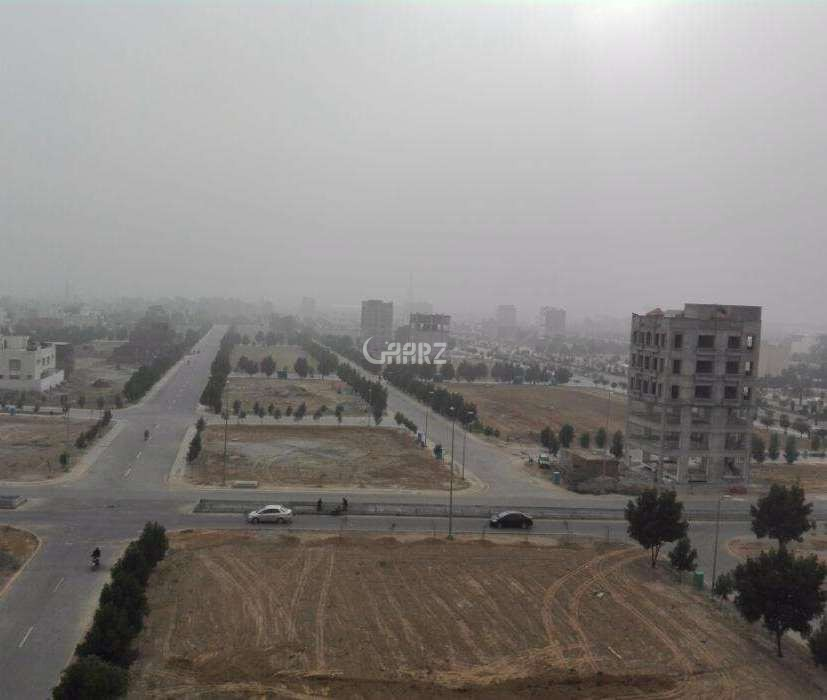 5 Marla Plot For Sale In Bahria Town  Umar Block, Lahore