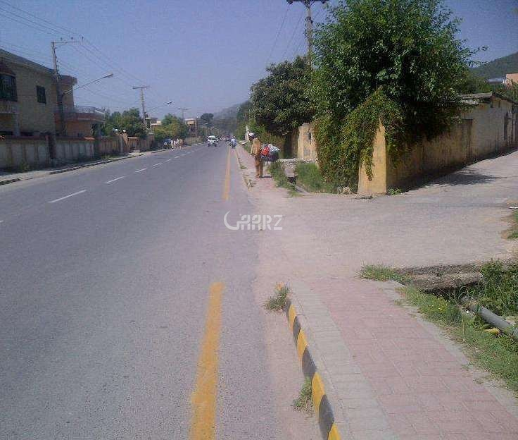 5 Marla Plot For Sale In DHA Phase-8,Lahore