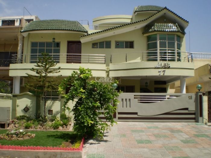 54 Marla House for Rent in Islamabad F-6/1