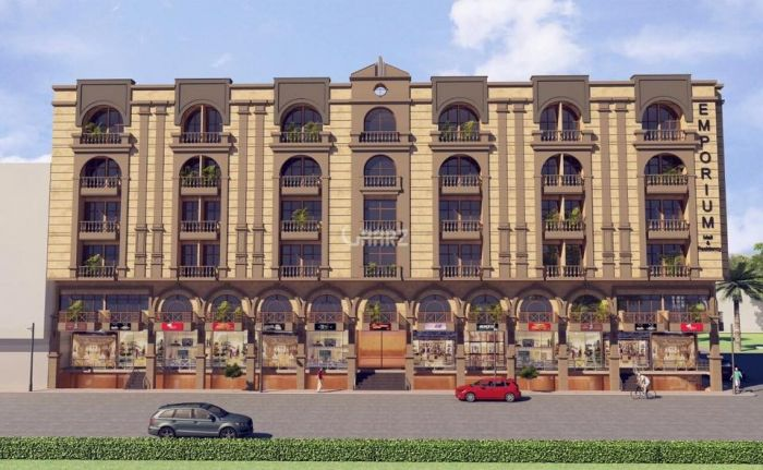 571 Square Feet Apartment for Sale in Islamabad Gulberg Greens