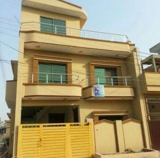 6 Marla House For Rent In State Life Housing Society