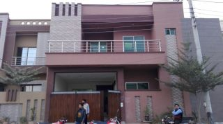 6 Marla House for Rent in Lahore State Life Housing Society, Lahore