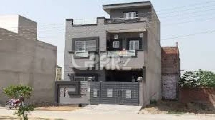 6  Marla  House  For  Sale  In  Abbasia Town , Rahim Yar Khan