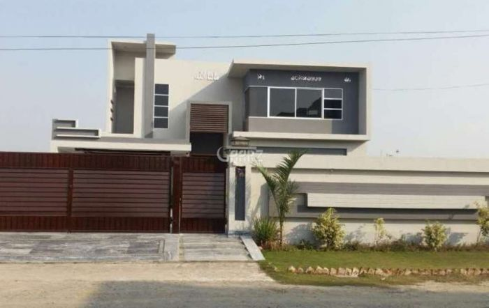 62 Marla House for Sale in Lahore Green City