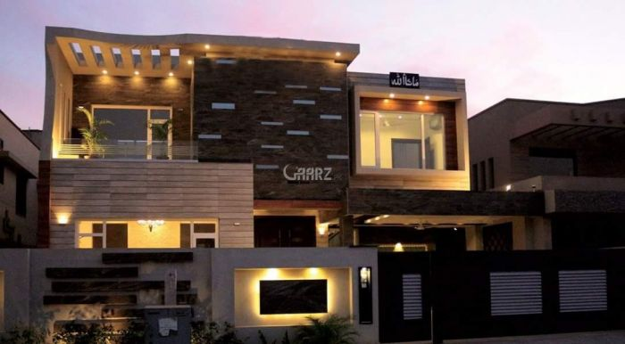63 Marla House for Sale in Lahore Garden Town Baber Block