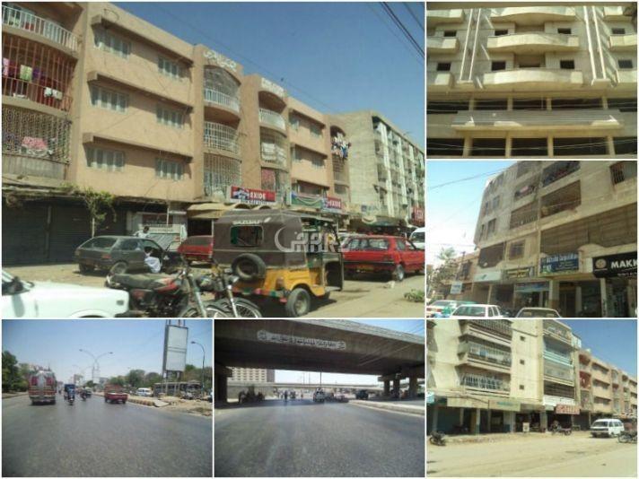 650 Square Feet Flat For Sale In Block L, North Nazimabad, Karachi