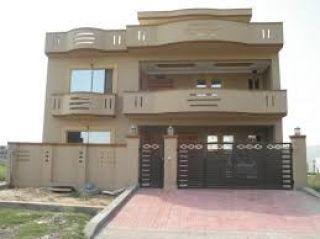 8 Marla House For Rent In Abu Bakar Block, Bahria Town Phase 8  Rawalpindi