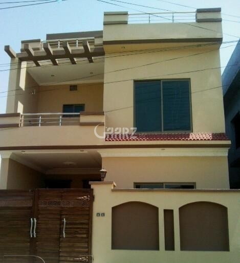 7 Marla House For Sale In NFC