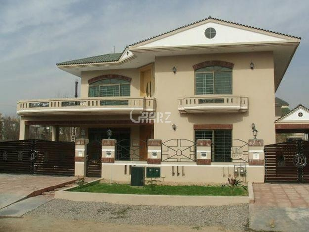 7 Marla House For Sale In Umer Block, Bahria Town Phase 8,Rawalpindi