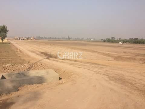 7 Marla Plot For Sale In CBR Town, Islamabad