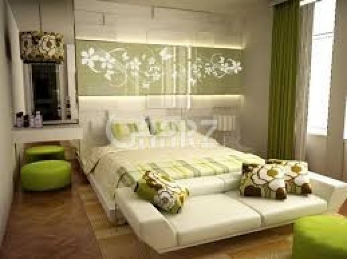 795 Square Feet Flat For Rent In Awami Villas 2, Bahria Town Phase 8,Rawalpindi