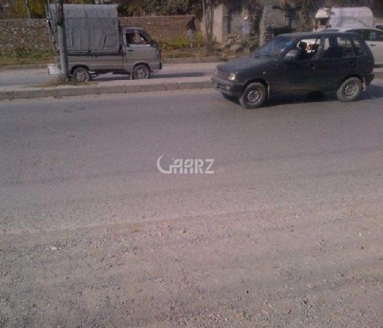 8 Marla Commercial Land for Sale in Lahore Valencia Housing Society