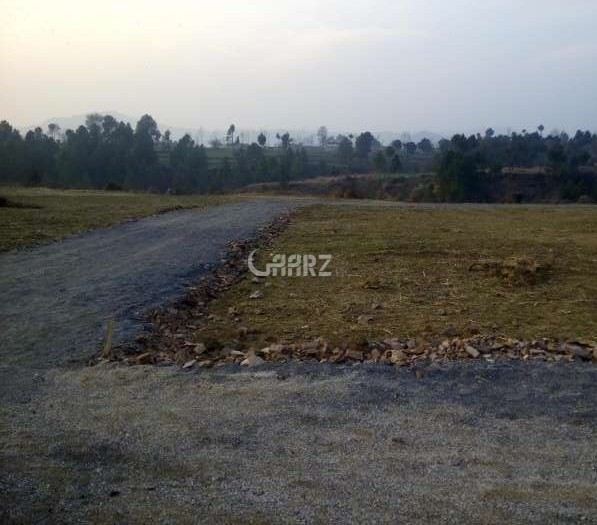 8 Marla Plot For Sale In I-14,Islamabad