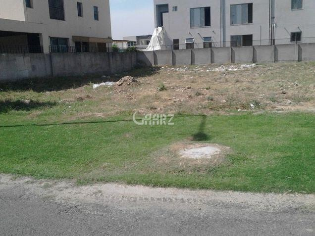8 Marla Plot For Sale In  Block B, DHA Phase 8 Lahore