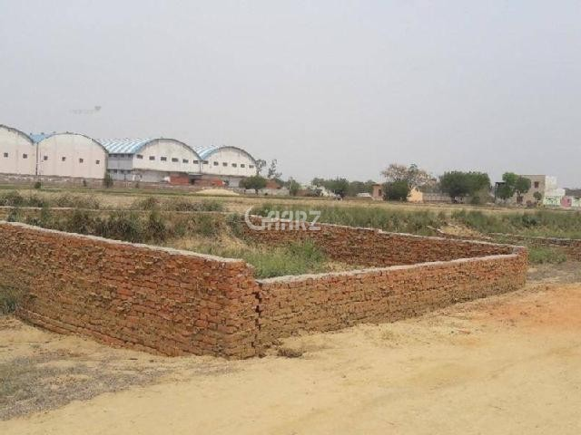 8 Marla Plot For Sale In Block C, DHA Phase 8 Lahore