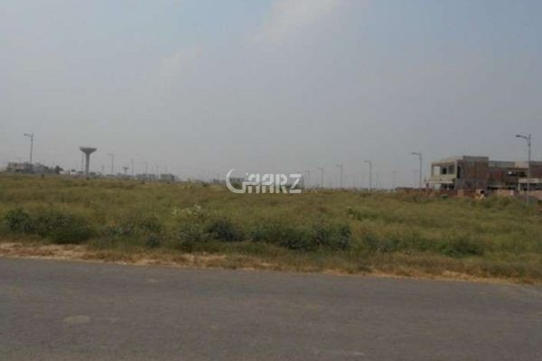 8 Marla Plot For Sale In Block D, DHA Phase 8 Lahore